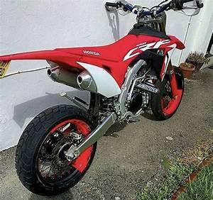 Honda 450 Crf : honda crf 450 rx motard pinterest honda bike and motorcycle ~ Maxctalentgroup.com Avis de Voitures