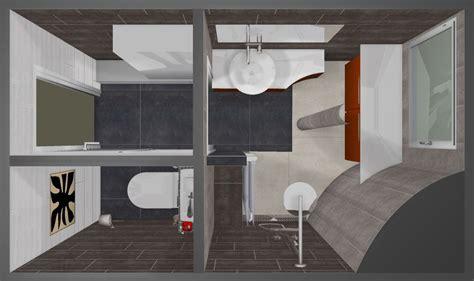 cacher wc dans salle de bain chaios