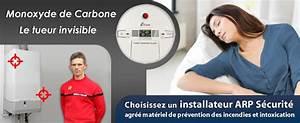 Détecteur De Fumée Monoxyde De Carbone : danger monoxyde de carbone d tecteur de fum e daaf ~ Edinachiropracticcenter.com Idées de Décoration