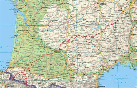 rother guide de randonn 233 es chemin de saint jacques