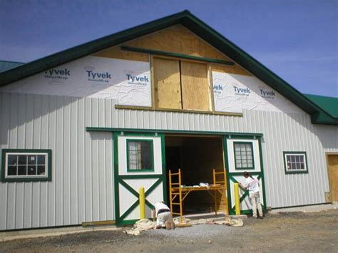 horse barn construction services   glens falls