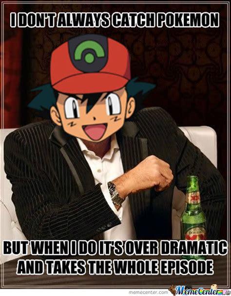 Ash Meme - funny pokemon ash face images pokemon images