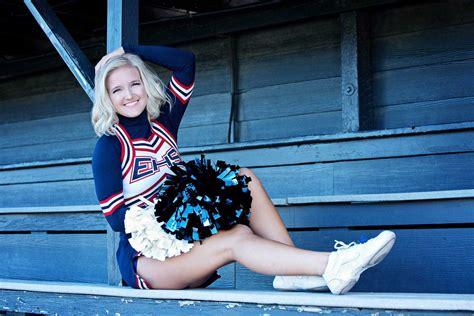 peytons cheer senior pictures photonuvo photography studio