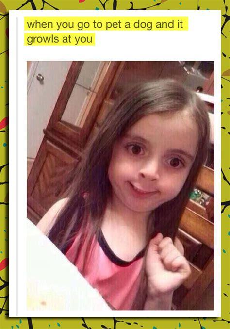 Little Girl Face Meme - pin meme wtf face on pinterest