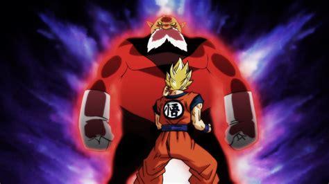 dragon ball super episode   forgive son goku