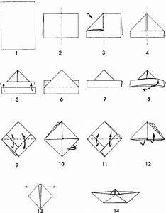Origami Maison En Papier : origami bateau origami day chaque jour son origami ~ Zukunftsfamilie.com Idées de Décoration