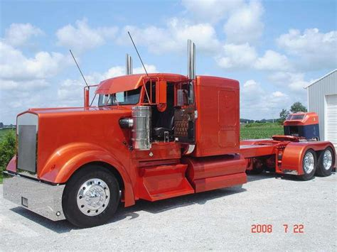 1994 Kenworth W900l Tandem Axle All Custom For Sale In