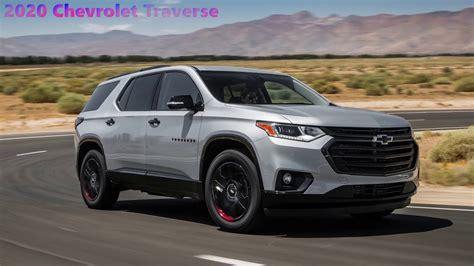 2020 Chevrolet Traverse by 2020 Chevrolet Traverse