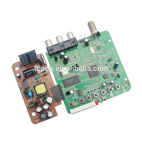 Custom Smart Electronics Production Circuit Pcb Electronic