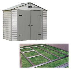 Storage Shed Kits Sears by Garden Sheds Storage Buildings Sears