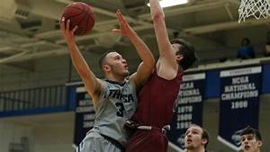 Men's basketball secures fourth seed in conference ...