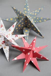 Sterne Aus Papier Schneiden : 1001 ideen zum weihnachtssterne basteln zum erstaunen ~ Watch28wear.com Haus und Dekorationen