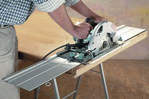 Best Circular Saw Guide Rail Systems  Cross And Rip Cuts