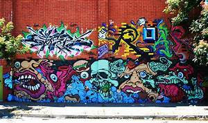 Download Free Graffiti Background Wall Street Art