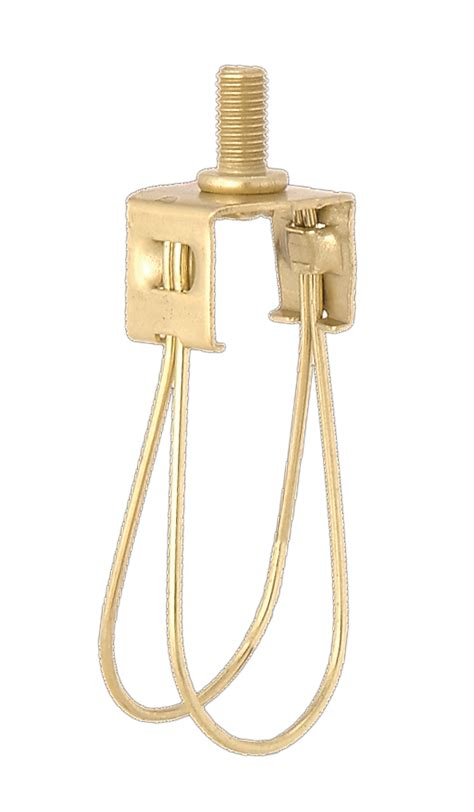 brass finish washer to clip on adapter 22115 b p l supply