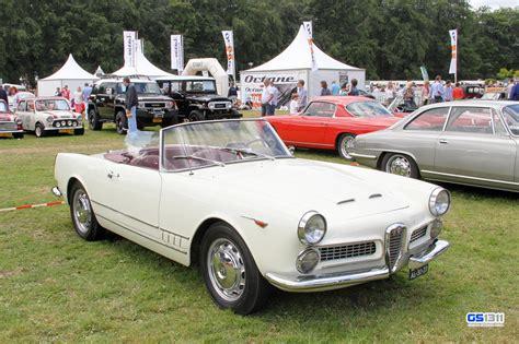 Alfa Romeo Giulietta Spider Classic Cars Convertible