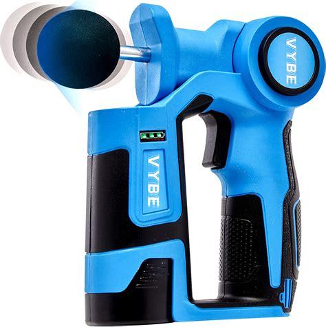 VYBE Percussion Massage Gun ($149.97 Retail)