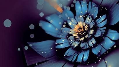 Digital Flower Wallpapers Flowers Apophysis Bloom 4k