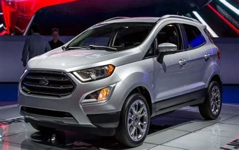 ford india launched ecosport  bs engine check
