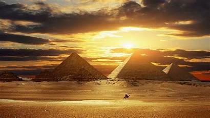 Egypt Ancient Pyramids Egyptian Wallpapers Desktop Giza