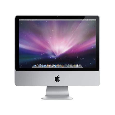 pc ordinateur de bureau apple imac 21 5 pouces de demonstration