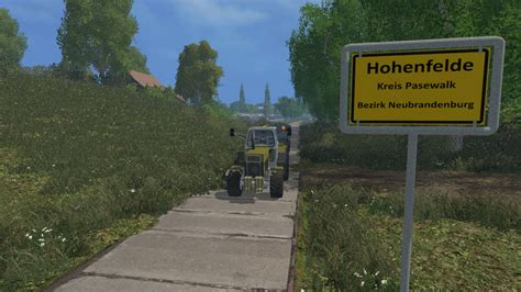 hohenfelde   map farming simulator   mod