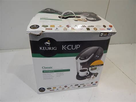 If you do not want this feature to work, you can switch the button off. Keurig K-Cup Classic Automatic Coffee Maker 14924   eBay