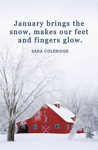 30 Best Winter Quotes - Snow Quotes and Sayings You'll Love