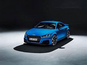 Audi Tt Rs Coupe : audi tt rs coupe and tt rs roadster get facelift gtspirit ~ Nature-et-papiers.com Idées de Décoration