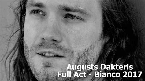 Augusts Dakteris, Straps - Bianco 2017 - YouTube