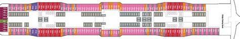 Ncl Epic Deck Plan 13 by Aktueller Deckplan Der Epic