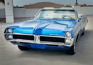 1967 Pontiac Bonneville Convertible 77 000 Mile Calif Car