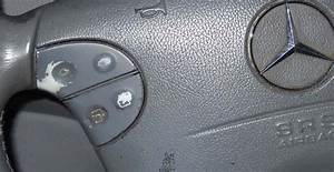 Mercedes Interior Trim    Buttons    Switches Fading Or