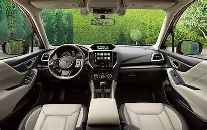 Subaru Forester Interior Inside Uhd Spacious Cars