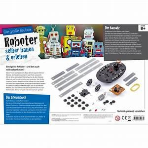 Roboter Selber Bauen Für Anfänger : franzis bausatz roboter selber bauen und erleben online kaufen online shop ~ Watch28wear.com Haus und Dekorationen
