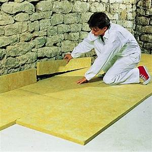 Isoler Un Sol Froid : comment isoler un sous sol de maison comment isoler un ~ Premium-room.com Idées de Décoration