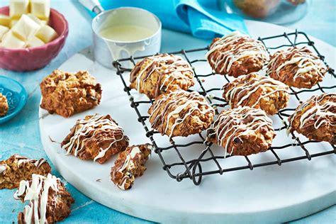 healthy muesli cookies recipe  homes  gardens