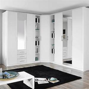 Emejing Schlafzimmerschrank über Eck Ideas - Home Design Ideas ...