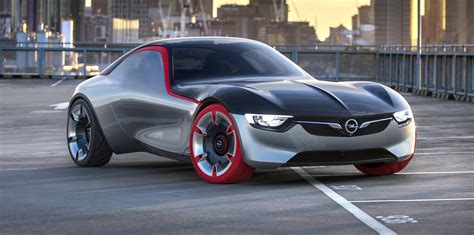 Opel Gt by Opel Gt Concept Interior Revealed Photos 1 Of 18