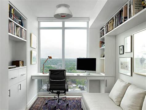 petit espace bureau bureau scandinave 50 idées pour un coin de travail pratique