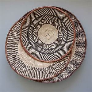 Best ideas about baskets on wall hanging