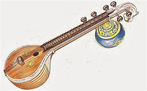 Chordophones (string instruments), aerophones (wind instruments). IndrayaniKaathi: Sitar Mehbooba Hai Kiski? AHJK 1