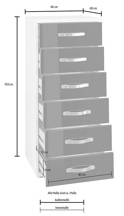 Wohnzimmer-Schubkastenkommode-TRIO-597106--060--weiss