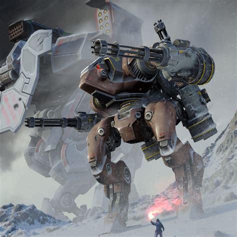 Quick Draw  War Robots Wiki  Fandom Powered By Wikia