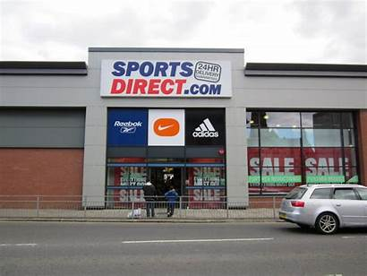 Direct Sports Ayr Zero Hour Job Geograph