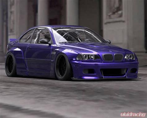 BMW E36 Wide Body Kit