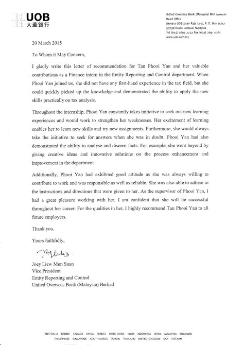 thank you letter for recommendation thank you letter for recommendation bravebtr 47608