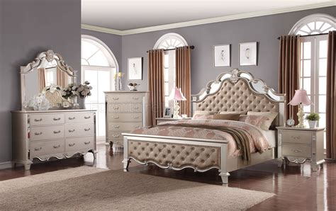 sonia traditional pc bedroom set woptions