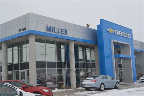 Miller Chevrolet  Rogers, Mn 55374 Car Dealership, And