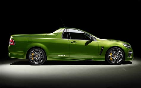 holden gts 2015 hsv gts maloo ute officially unveiled the truth